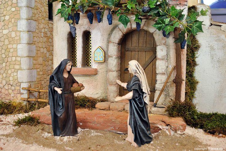 Visitación de la Virgen María a su prima Isabel