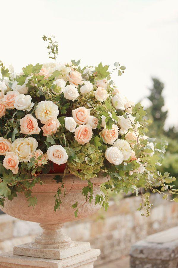 large+pink+flower+arrangement