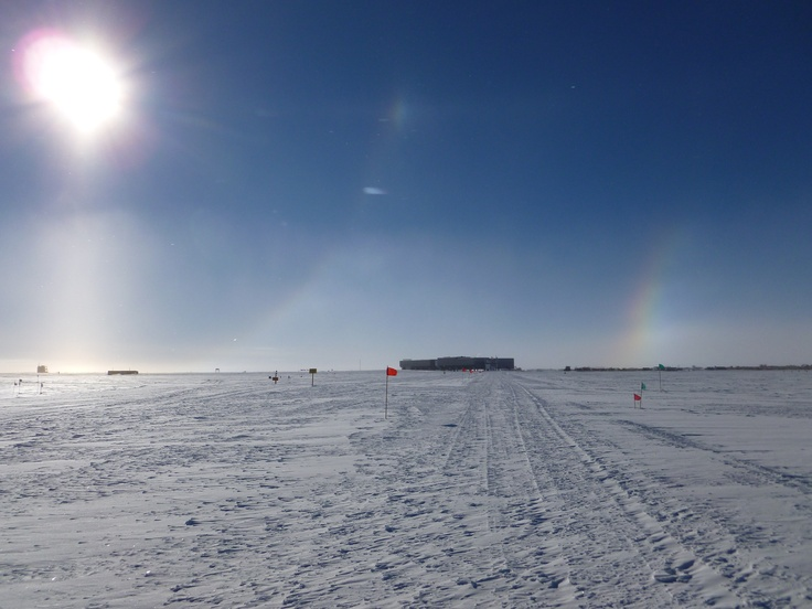 Amundsen-Scott South Pole Station, Antarctica