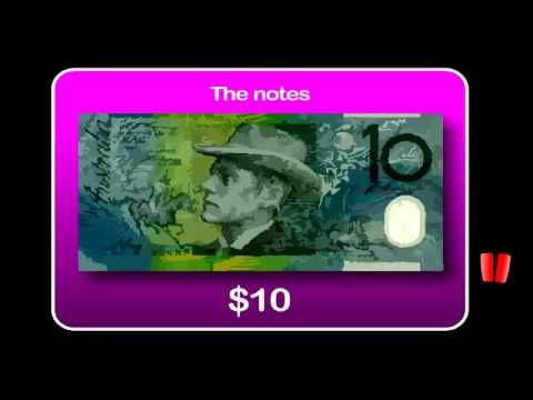 Australian Notes and Coins - Skwirk, Stage 1