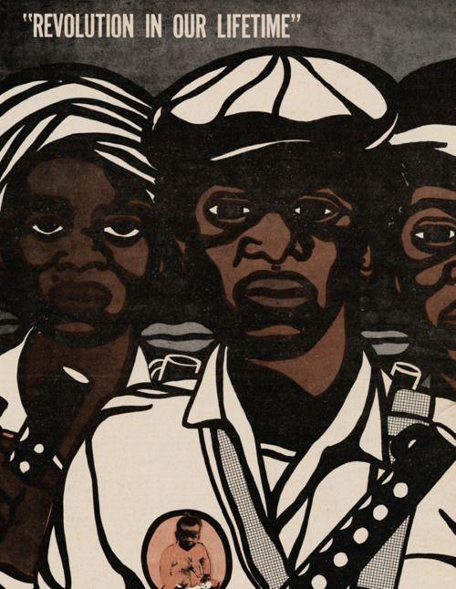 zingha:  Emory Douglas: Revolutionary Artist, Black Panther.