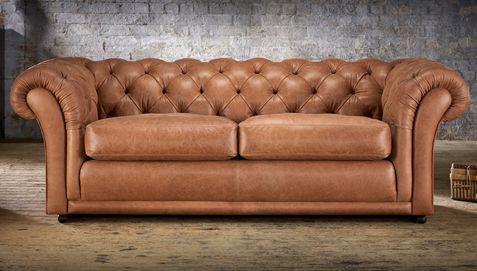 divano Frau pelle naturale