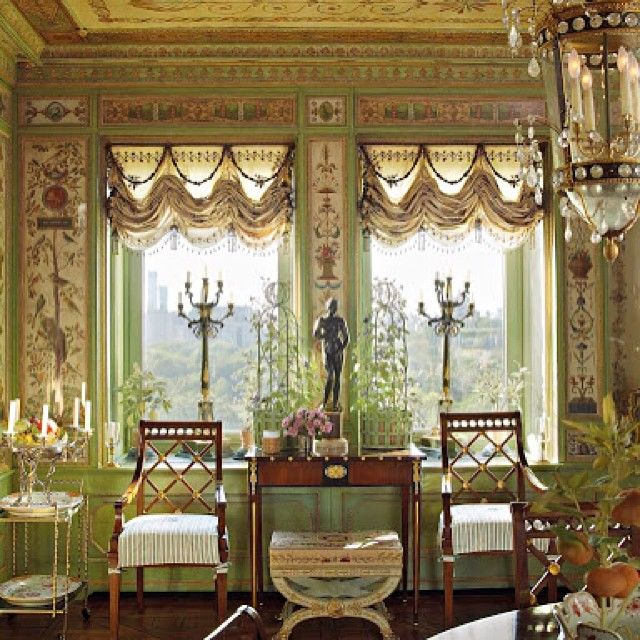 howard slatkin dining room