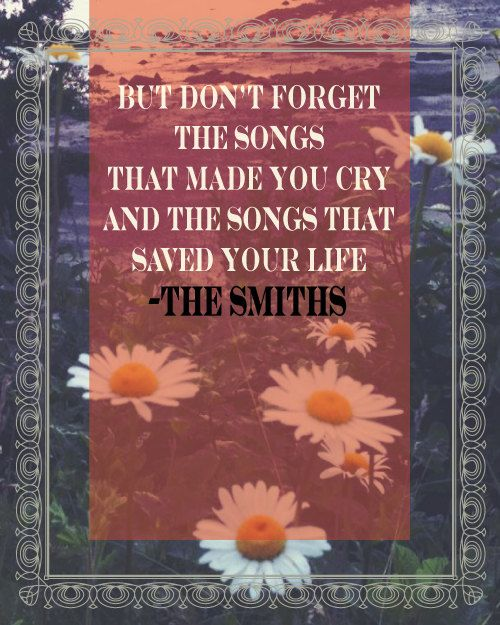 The Smiths - Rubber Ring. Had to put a couple of these on here as I still LOVE them now .....so much so they have their own board