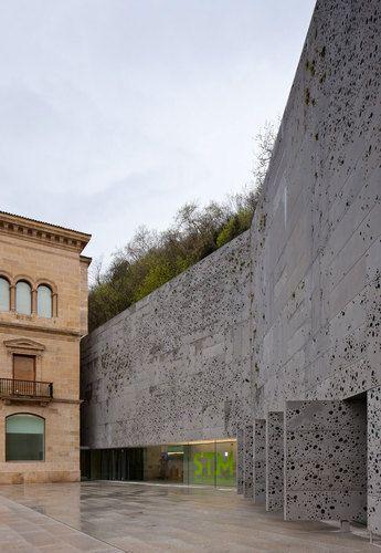 Nieto Sobejano Arquitectos — San Telmo Museum Extension