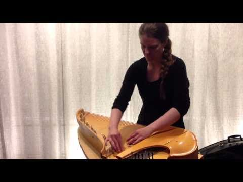 ▶ The Finnish Kantele: Performance by Salla Pesonen - YouTube