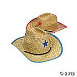 child cowboy hats - oriental trading