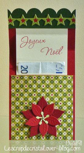 Tuto carte porte-billet : http://lescrapdecristal.over-blog.com/article-carte-cadeau-chez-scrap-a-la-carte-120562835.html