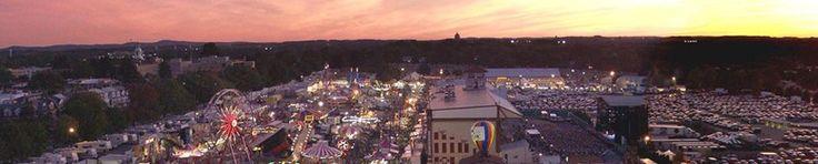 Ah, the Allentown Fair.  Love the Lehigh Valley!