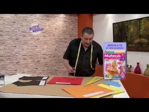 Hermenegildo Zampar - Bienvenidas TV en HD - Nos enseña a dibujar mangas con distintos embebidos - YouTube