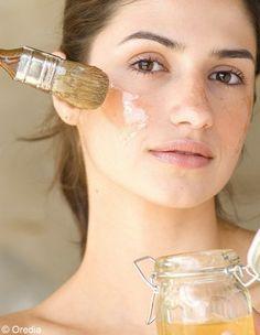 Masque visage detox (fait maison)