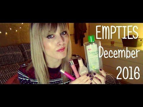 MichelaIsMyName: EMPTIES December 2016 | MICHELA ismyname ❤️