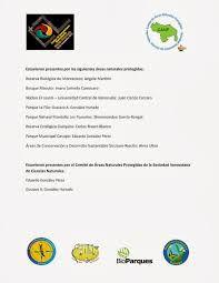 Resultado de imagen para comite de areas naturales protegidas