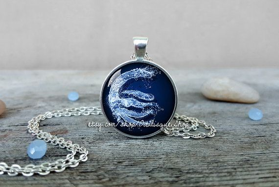 Water Tribe Pendant Water Tribe Necklace Avatar by OdalisqueShop