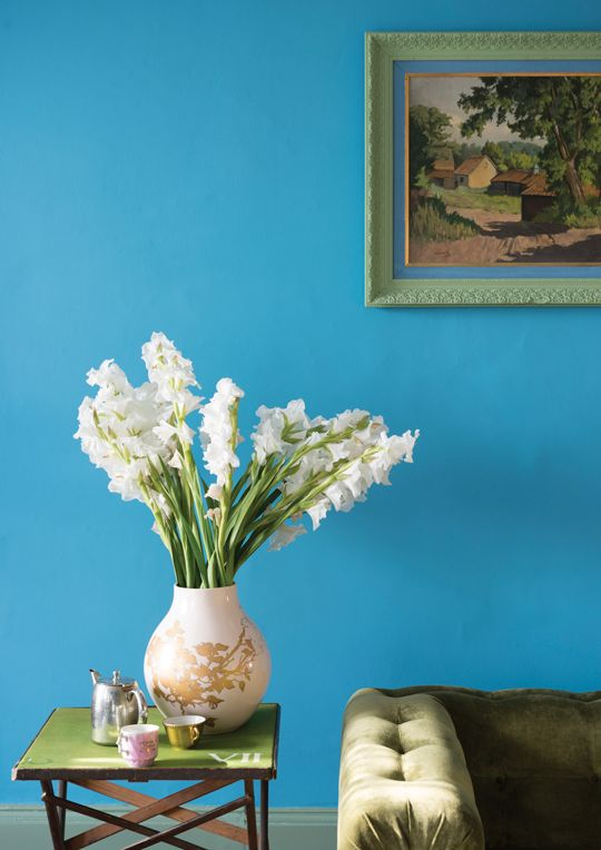 excuse me while I pin every single one of these Farrow and Ball color pictures