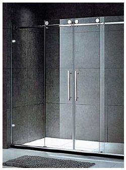 find this pin and more on glass shower doors