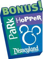 Disneyland Multi-Day Bonus Ticket logo