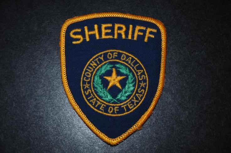 Dallas County Sheriff Patch, Texas
