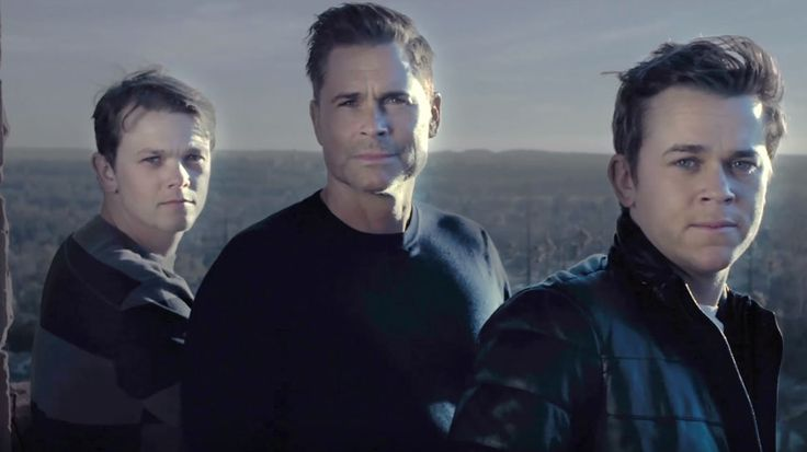 Rob Lowe and his sons are hunting Bigfoot in A&E's The Lowe Files