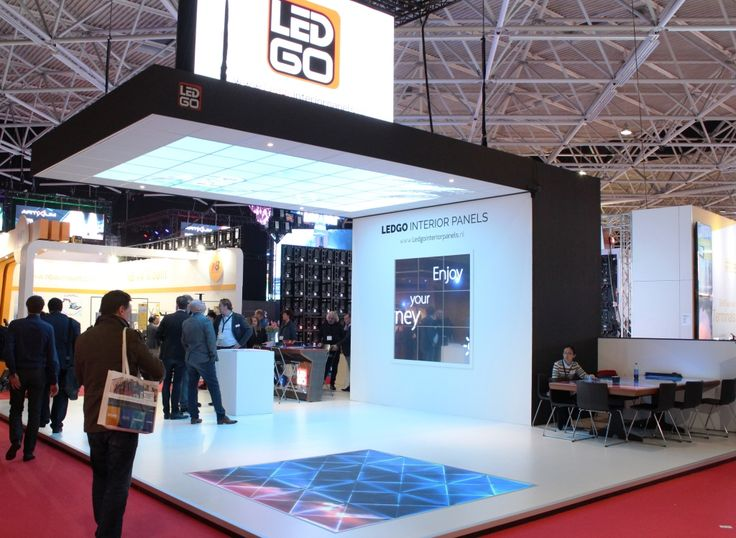 Integrated Systems Europe Announces Finalists For ISE Stand Design Awards Competition