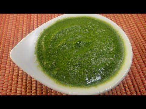 Chutney Recipe for Chaat, Bhel Puri, Sev Puri, Sandwiche and Paratha/Tamarind, Tomato,Green Chutne - YouTube