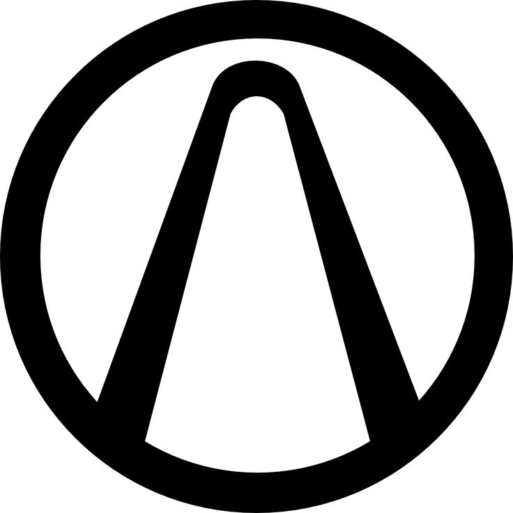 Vault Logo: perfect for Photoshop projects.  Exactly white and black.