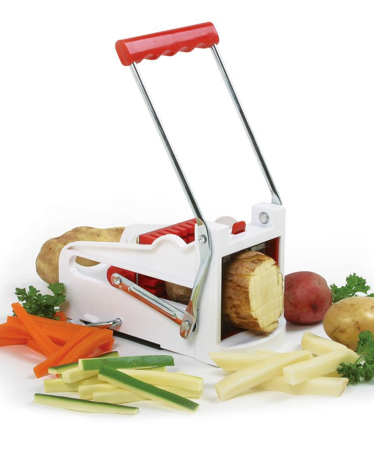French Fry & Fruit Cutter