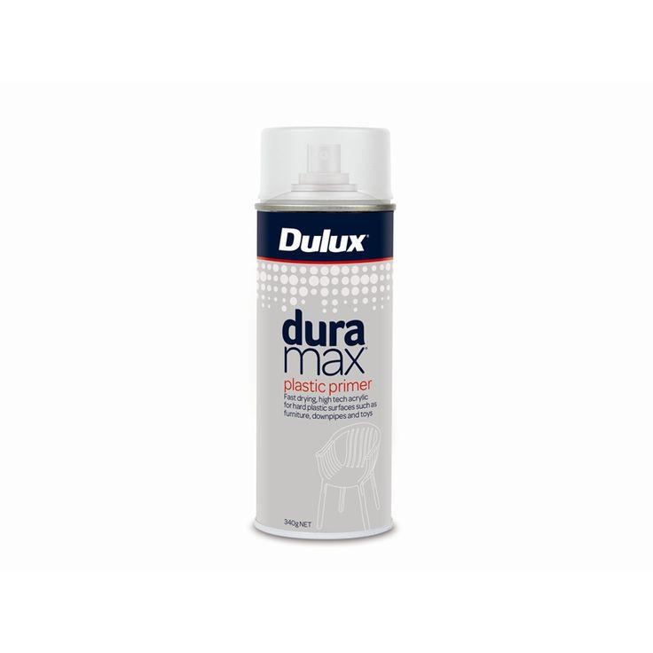 Dulux Duramax 325g Plastic Primer Spray Paint