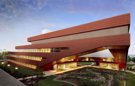 Claremont mckenna college, Kravis center - US