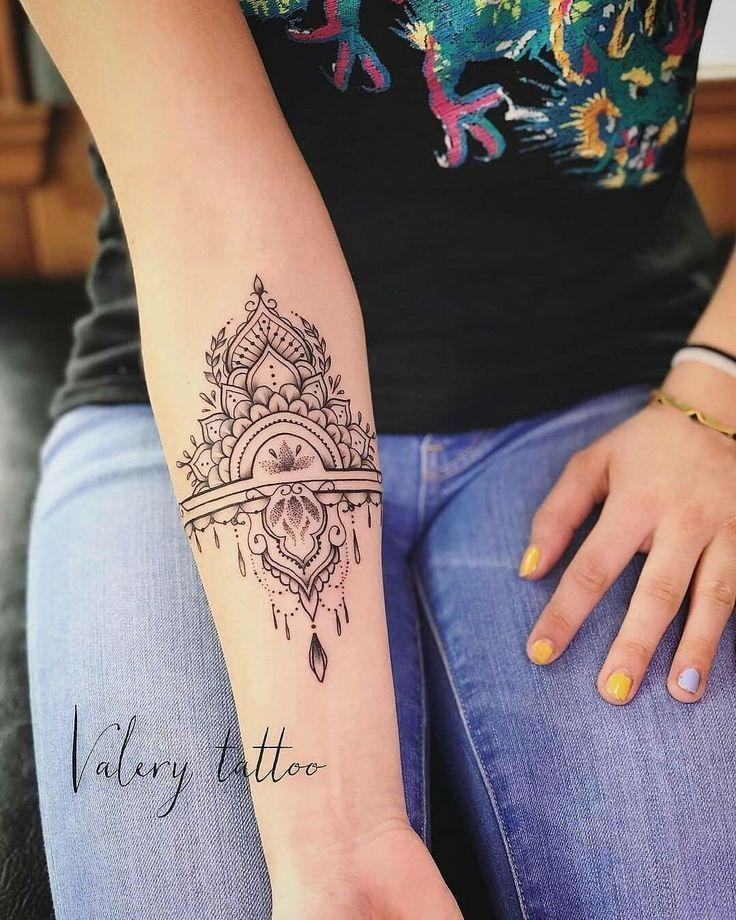Mandala Armband Tattoo Designs Tattoo Designs Ideas