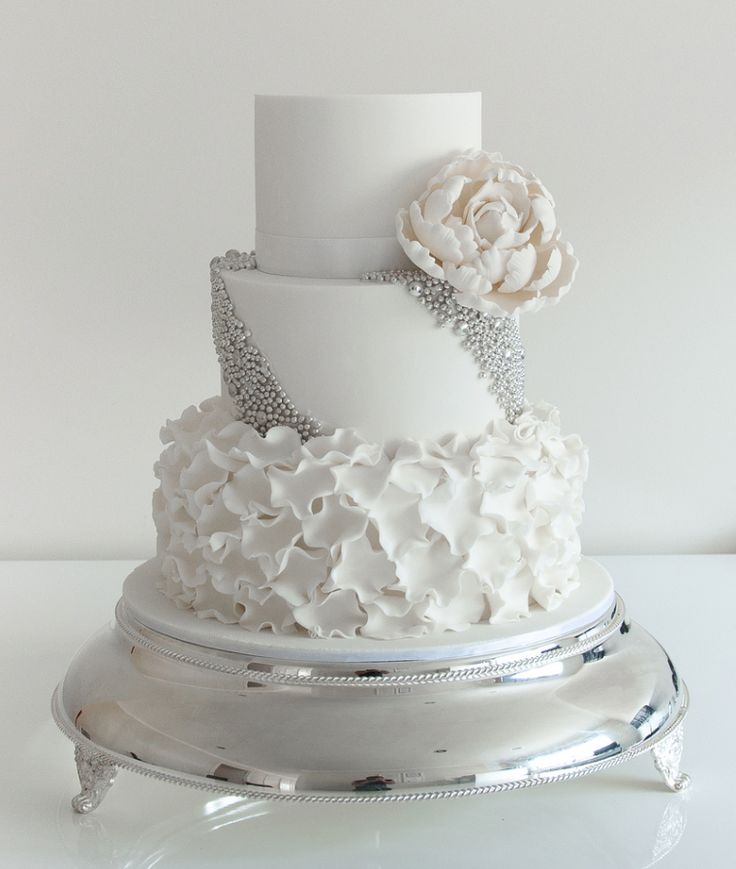 1161 best Inspiring Wedding Cakes images on Pinterest ...