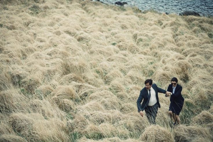 Rachel Weisz and Colin Farrell in The Lobster (2015)