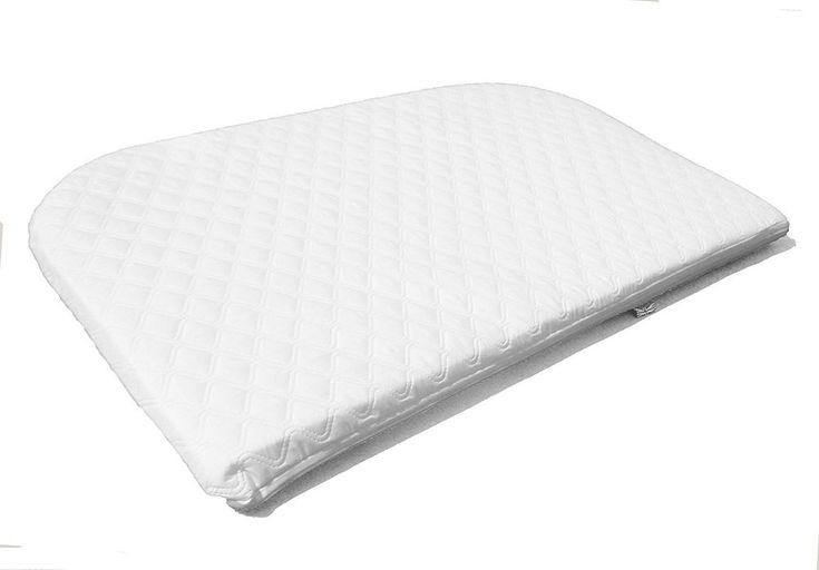 SUZY® Microfibre Hypoallergenic Mattress Fits BabyBay Maxi Co Sleeper 89x51cm