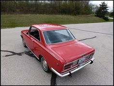 1969 Toyota Corona Hardtop 1900 CC, 4-Speed presented as lot W332 at Indianapolis