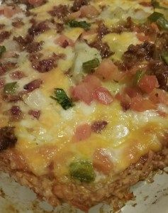 Chicken Crust Pizza Recipe! Delicious with No Carbs - Ketogenic Diet Girl