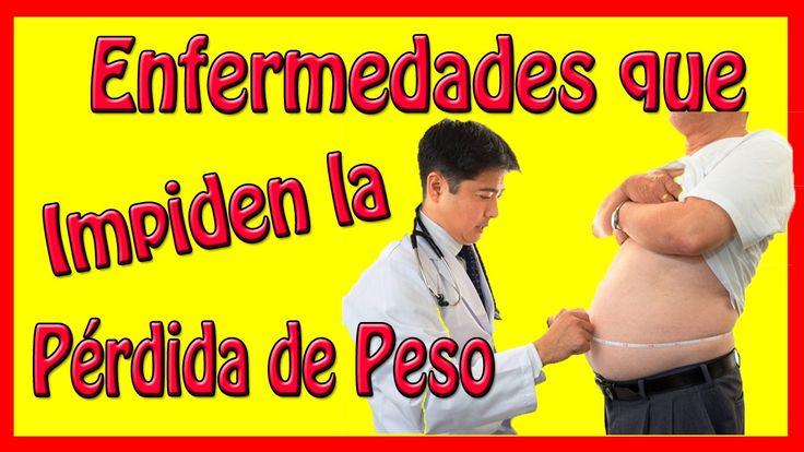 Enfermedades que Impiden la Pérdida de Peso