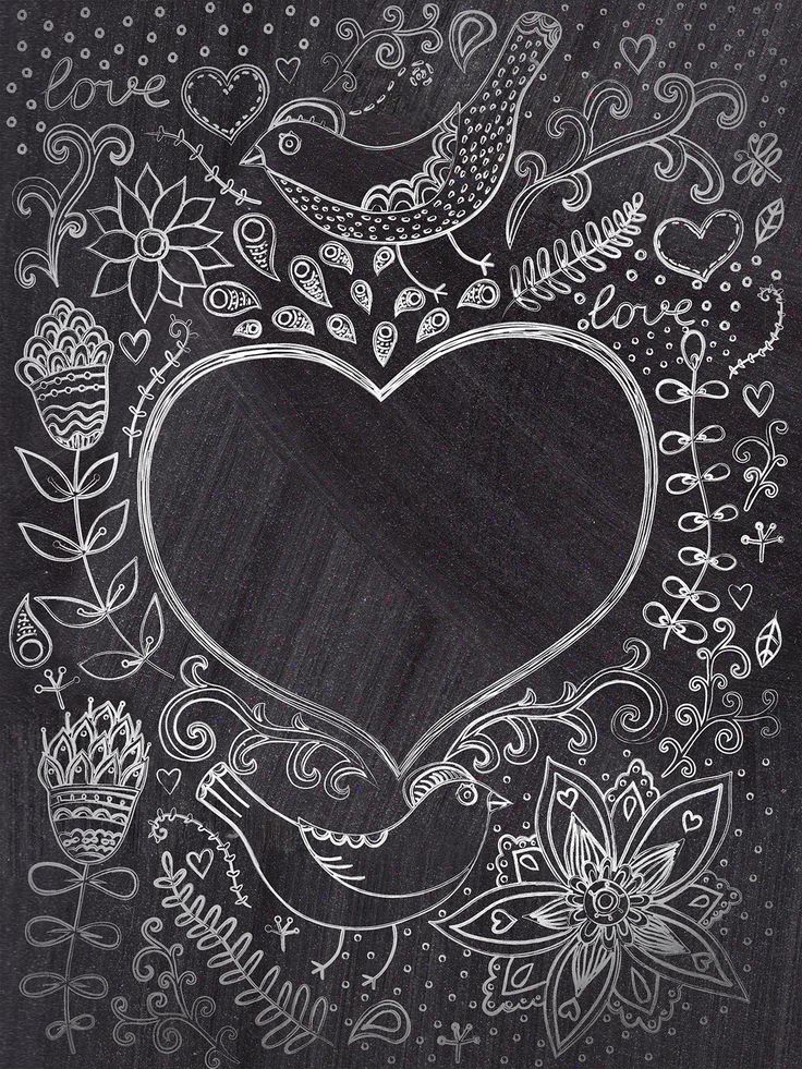 chalk coloring pages - photo#40