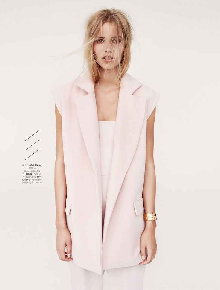 simpel hverdag: kirstin kragh liljegren by christian friis for eurowoman october 2014 | visual optimism; fashion editorials, shows, campaigns & more!