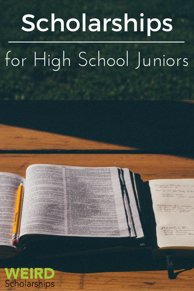 Many high school students begin preparing for college entrance exams and for college visits during their sophomore years of high school. However, many students and families wait too long to consider looking into college scholarships for high school studen