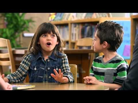 """AT TV Commercial -- It's Not Complicated """"Candy Island"""" - YouTube"""