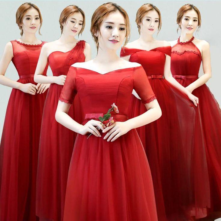 Best 25+ Wine bridesmaid dresses ideas on Pinterest   Wine ...