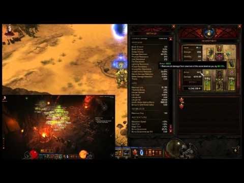Diablo 3 Cheap Whirlwind Barbarian Build