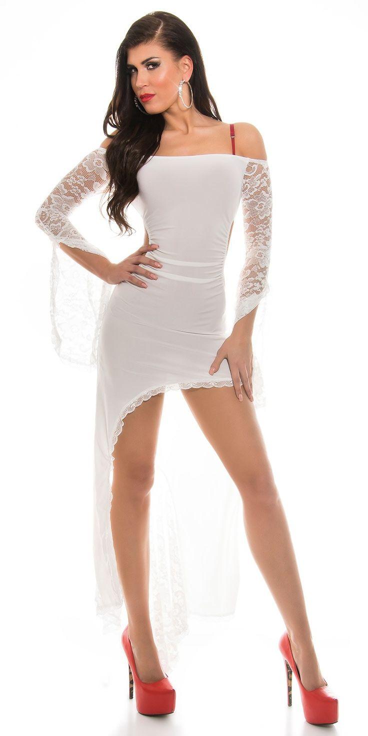 Vestido caudal #rendado #lojaonline Ponto Rosa www.pontorosa.pt