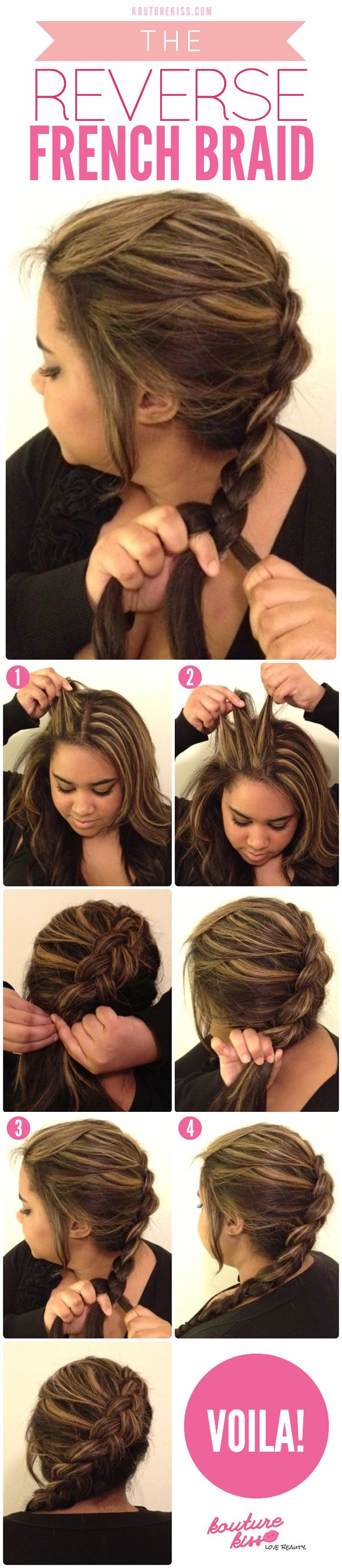 Make your own hairstyles games hair the 25 best reverse french braids ideas on barbie solutioingenieria Image collections