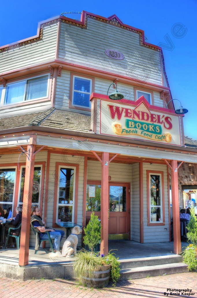 Wendel's Books, Fort Langley BC