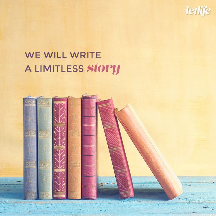 We will write a limitless story.
