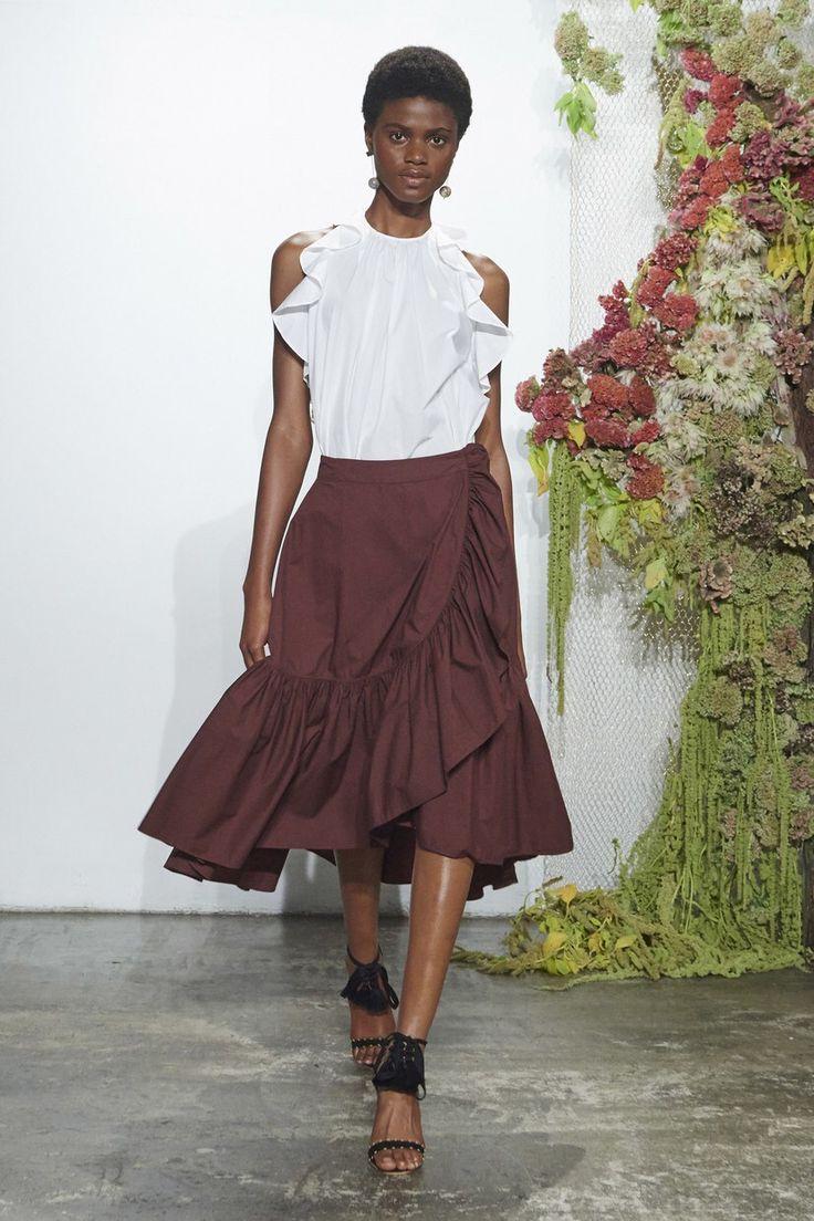 Ulla Johnson - Spring 2017 Ready-to-Wear