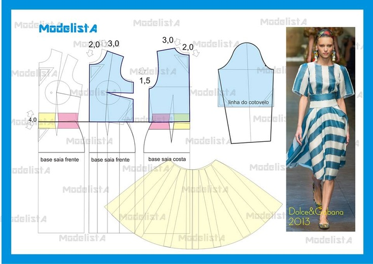 vestido Dolce 2013. Fonte: http://www.facebook.com/photo.php?fbid=527013390667904=a.426468314055746.87238.422942631074981=1