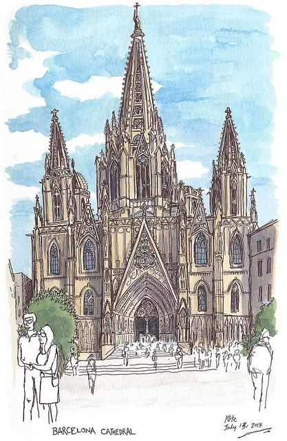 Barcelona Cathedral | Flickr - Photo Sharing!
