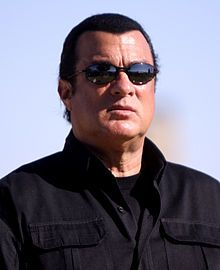 Steven Seagal ~ is an environmentalist and an animal rights activist.  stevenseagal.com